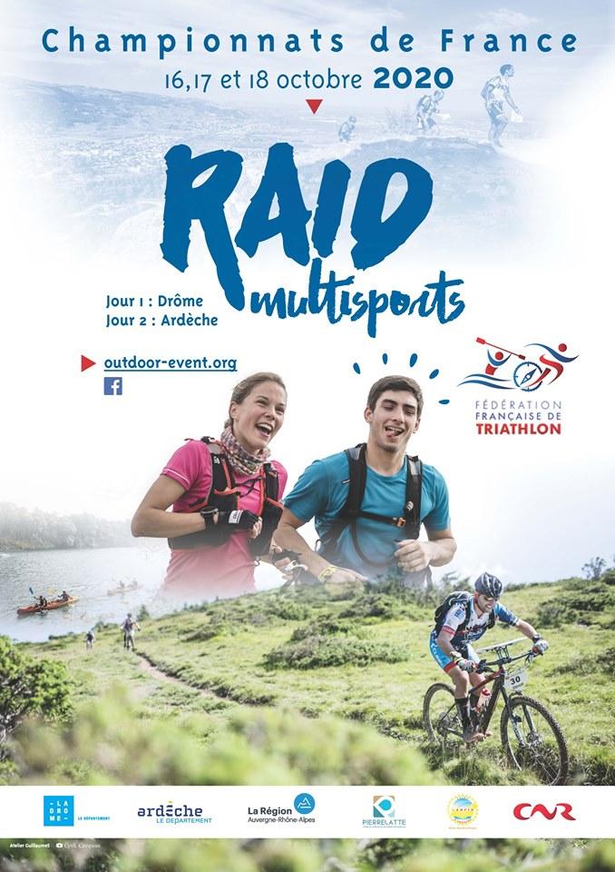 Calendrier Raid Multisport 2019.Championnat De France Des Raids Adultes Fftri