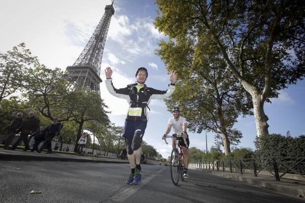 Paris Bike & Run 2017