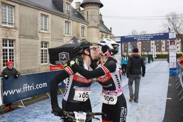 Championnat de France de Bike & Run 2018