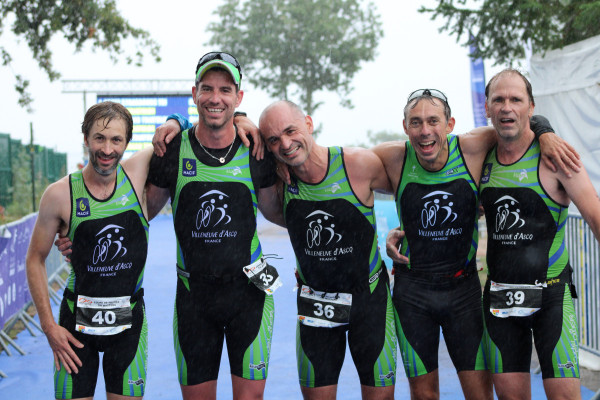 Challenge National des Clubs de Triathlon - Masters