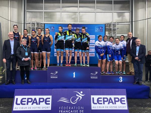 Championnat de France des Clubs de Division 2 de Triathlon - Châteauroux