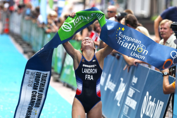 Championnat d'Europe Junior de Triathlon 2018