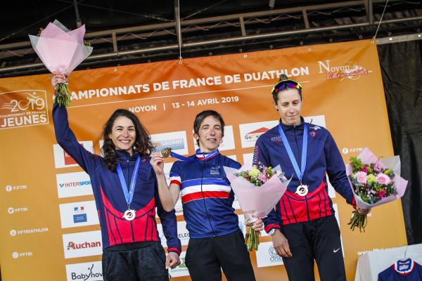 Championnat de France Individuel de Duathlon - Distance S 2019
