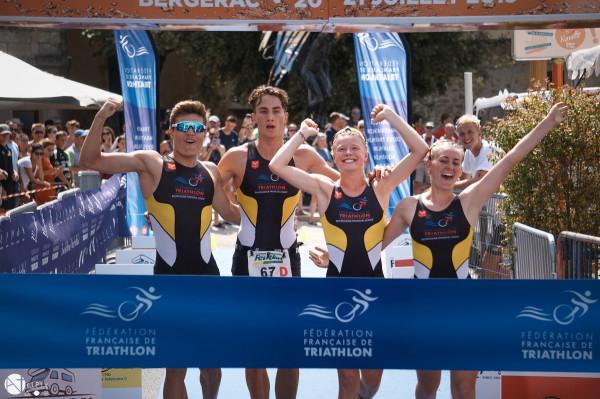 Championnat de France des Ligues Régionales de Triathlon 2019