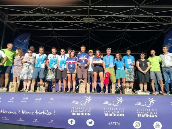 Championnat de France des Raids - Adultes 2019