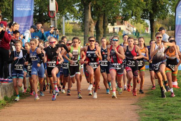 Coupe de France des Clubs Jeunes de Triathlon 2019