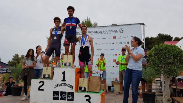 Championnat de France de Cross Triathlon 2019