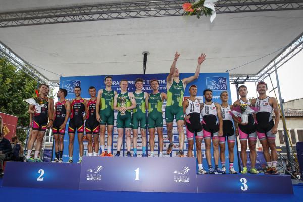 Championnat de France des Clubs de Division 2 de Triathlon 2019 - Muret