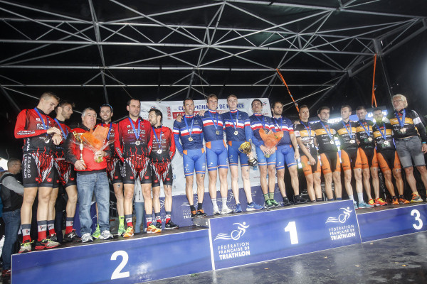 Finale - Grand Prix F.F.TRI. de Duathlon 2019 - Le Poinçonnet