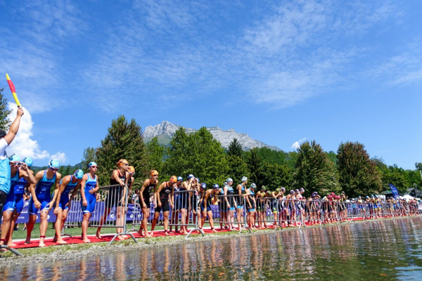 Finale - Championnat de France des Clubs de Division 2 de Triathlon 2019