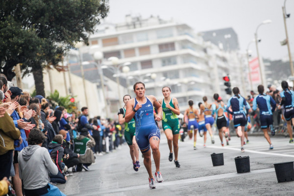 Grand Prix de Triathlon 2018 - La Baule