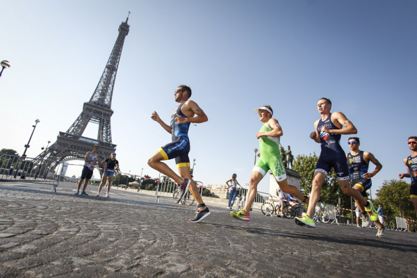 Grand Prix de Triathlon 2018 - Paris