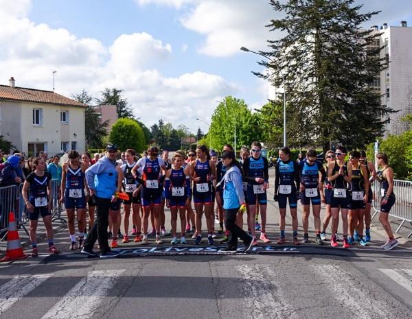 2019 Championnat de France des Clubs Duathlon division 1 Parthenay (17)