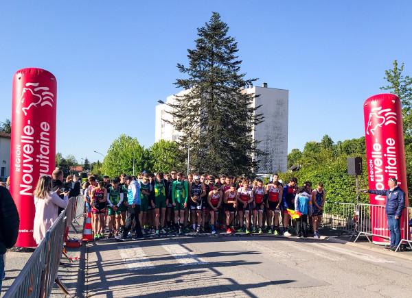 2019 Championnat de France des Clubs Duathlon division 1 Parthenay (3)