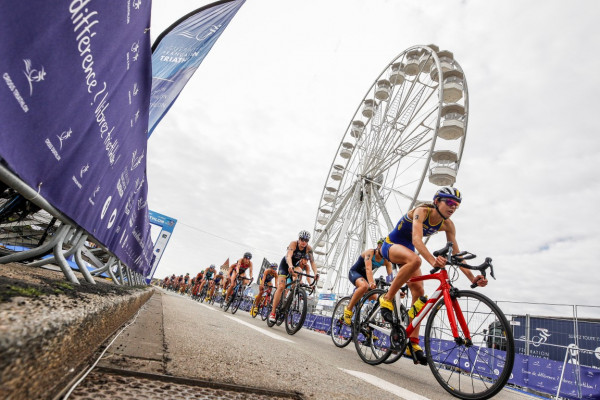 Grand Prix de Triathlon 2018 - Quiberon