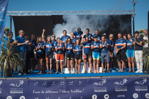 Championnat de France de Triathlon - Distance L 2019