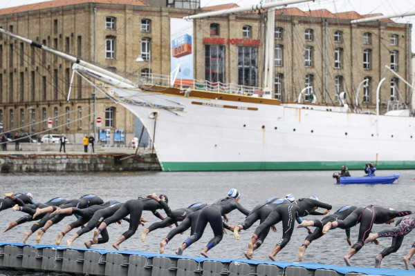 Grand Prix de Triathlon 2018 - Dunkerque