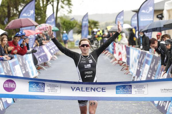 Grand Prix de Triathlon 2018 - Valence