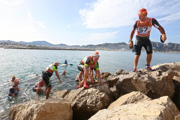 Swimrun Urbain de Marseille 2017